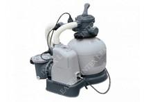 Хлорогенератор + Насос для фильтрации воды через песочный фильтр, 220-240V, 6000 л/час 28676